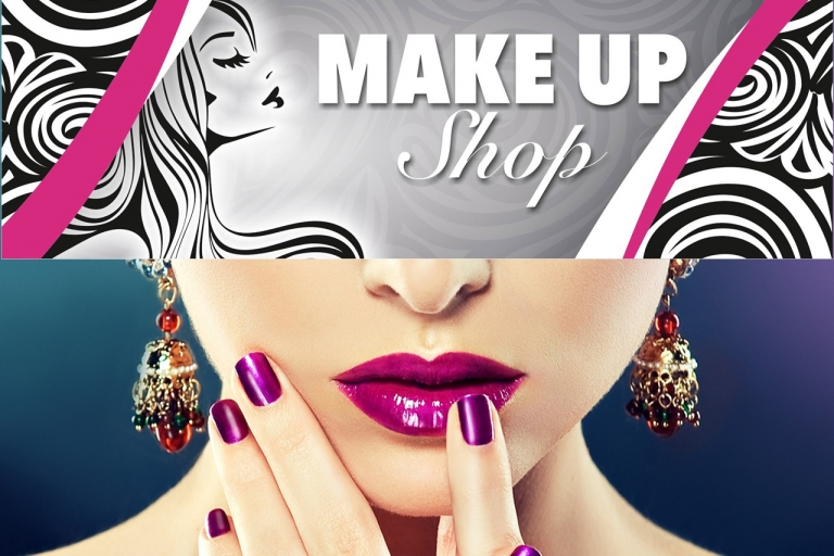Make Up Shop